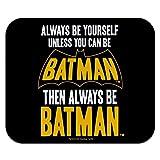 Batman Be Batman Low Profile Thin Mouse Pad Mousepad