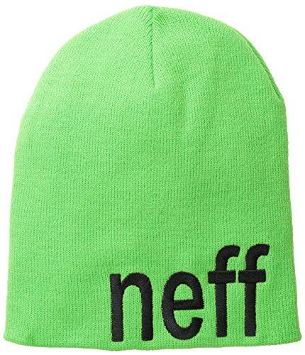 NEFF Form Bonnet Mixte Adulte, Slime, FR Fabricant : Taille Unique