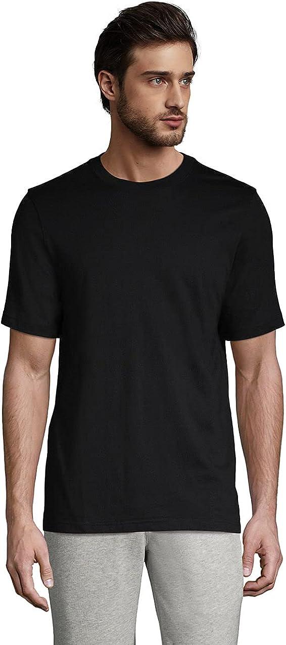 Lands' End Men's Super-T Short Sleeve T-Shirt