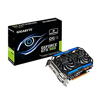 Gigabyte GeForce GT Graphics Cards GV-N960OC-2GD (B013LDXEMS) | Amazon price tracker / tracking, Amazon price history charts, Amazon price watches, Amazon price drop alerts