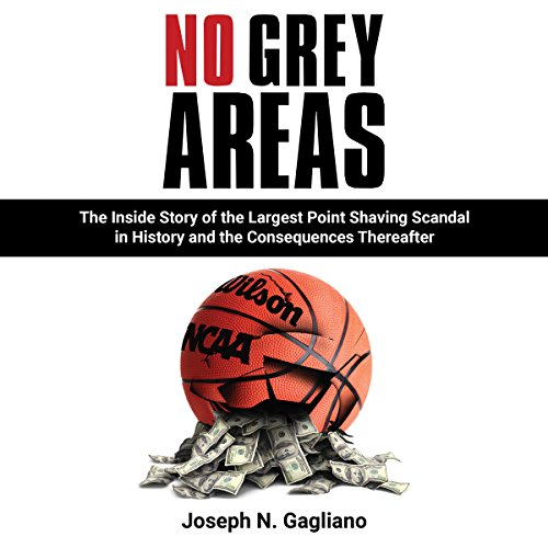 No Grey Areas audiobook cover art