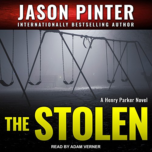 The Stolen audiobook cover art