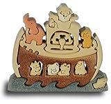 Quay - Puzzle de Madera del Arca de Noé