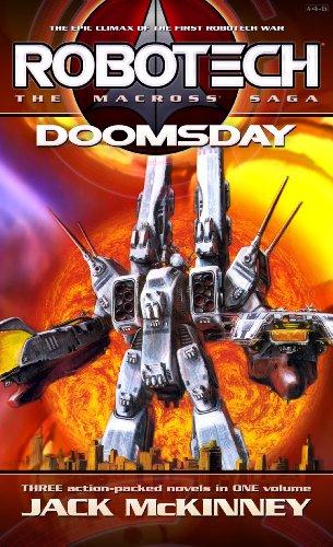 Robotech: The Macross Saga: Doomsday (English Edition)