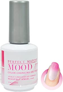Lechat Perfect Match Mood Color Changing Gel Polish Heavenly Angel 0.5oz