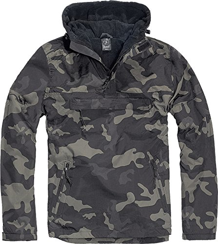 Brandit Windbreaker Darkcamo M