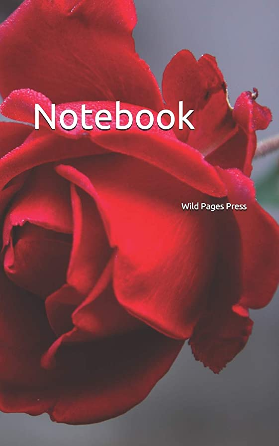 天才変換するブラウスNotebook: rose blossom bloom plant flower flowers blooms roses red florist floristry