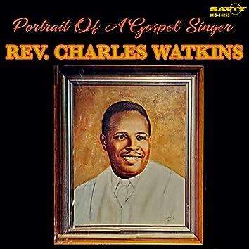 Portrait Of A Gospel Singer