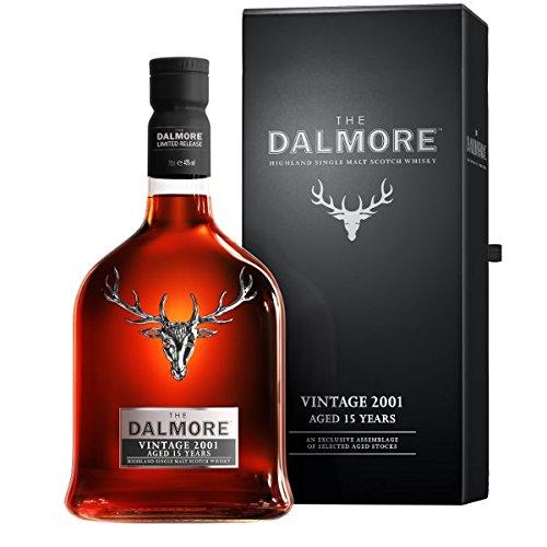 The Dalmore Vintage 2001 Single Malt Scotch Whisky 40% 0,7l Flasche