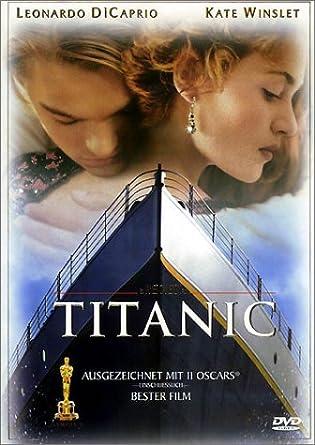 Titanic [Alemania] [DVD]: Amazon.es: Leonardo DiCaprio, Billy Zane, Kate Winslet, James Cameron, Leonardo DiCaprio, Billy Zane: Películas y TV
