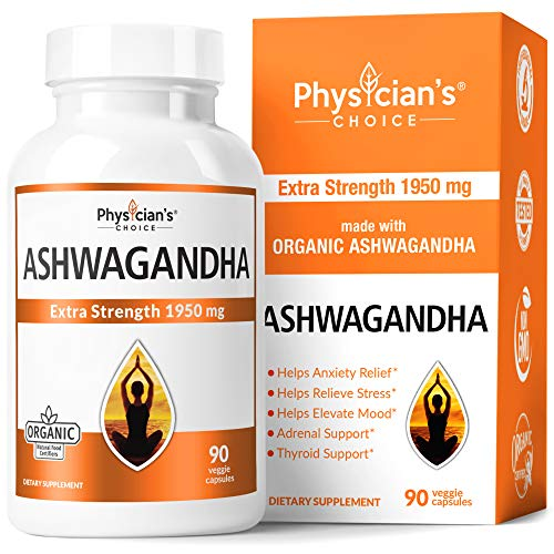 Physician's Choice Ashwagandha 1950mg