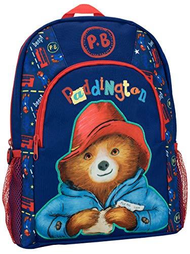 Paddington Bear Mochila para Niños Oso Paddington