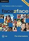 face2face Pre-intermediate Class Audio CDs Second Edition