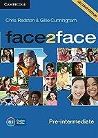 face2face Pre-intermediate Class Audio CDs. 2nd.