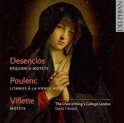 Messe de Requiem/Salve Regina/