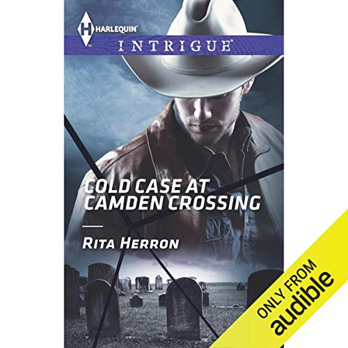 Cold Case at Camden Crossing audiobook cover art