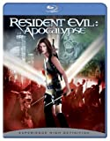 Resident Evil: Apocalypse [USA] [Blu-ray]