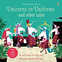 Unicorns in Uniforms and Other Tales + CD (Phonics Readers)
