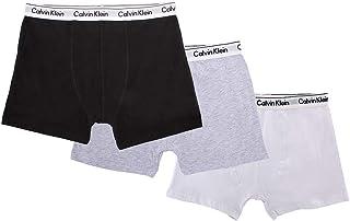 Calvin Klein Men's Underwear Cotton Stretch Trunk (3 Pack)