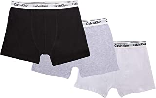Calvin Klein Men's Underwear Cotton Stretch Trunk (3 Pack)