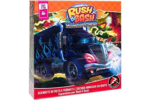 Red Glove – Rush & Bash: Monster Chase expansión Juego de Mesa Italiano