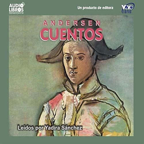 Cuentos de Andersen [The Tales of Hans Christian Andersen] audiobook cover art
