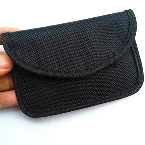 Eternalxinde Car key signal shielding bag Oxford cloth mini universal shielding key case anti-scanning signal shielding keyless cover