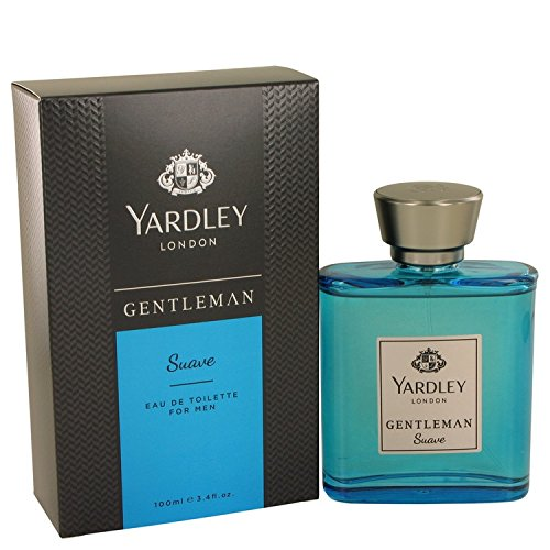 Yardley Gentleman Suave by Yardley London Eau De Toilette Spray 3.4 oz / 100 ml (Men)