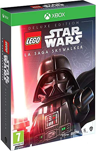 Lego Star Wars: La Saga Skywalker Deluxe (Xbox One)