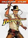Indiana Jones - Das 4er Film-Boxset