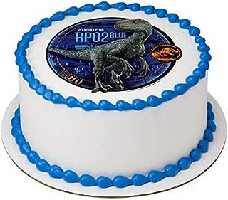 Best jurassic world edible cake topper Reviews