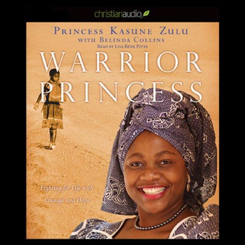 Warrior Princess cover art