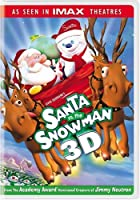 Santa Vs the Snowman [DVD]