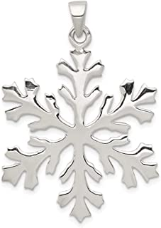 Best sterling silver snowflake brooch Reviews