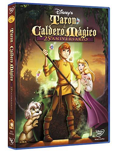 Taron y el caldero mágico [DVD]