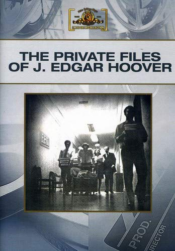 Private Files Of J. Edgar Hoover / (Mono) [DVD] [Region 1] [NTSC] [US Import]