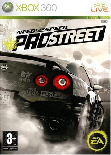Need for Speed: ProStreet [importación francesa]