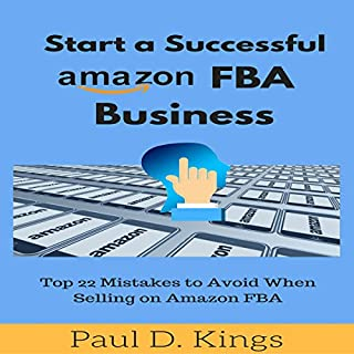 Start a Successful Amazon FBA Business cover art