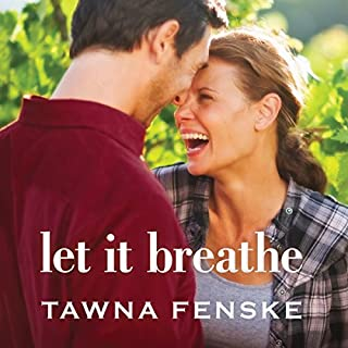 Let It Breathe audiobook cover art