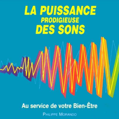 Diseño de la portada del título La puissance prodigieuse des sons