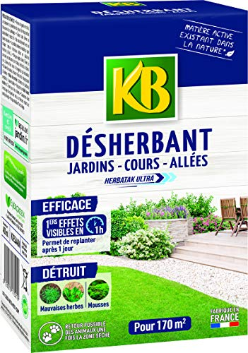 KB DESHERBANT HERBATAK Express Formule Liquide CONCENTREE KDESA40