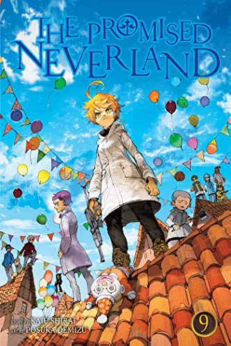 The Promised Neverland 9: The Battle Begins