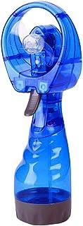 N / A neblina, la Mano Ventilador de la bruma, baterías, Chorro de Agua, Mini Escritorio portátil del Ventilador, Ventiladores personales para Actividades al Aire Libre, Misters f.