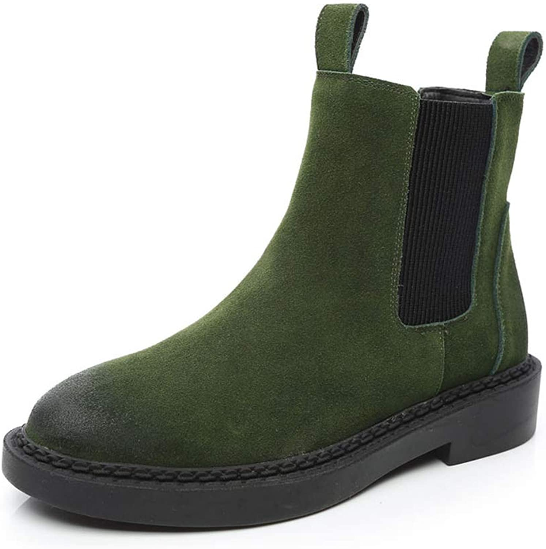 Super explosion Women's Ankle Rain shoes Anti Slip Short Elastic Slip On Waterproof Chelsea Boots Multiple Colour