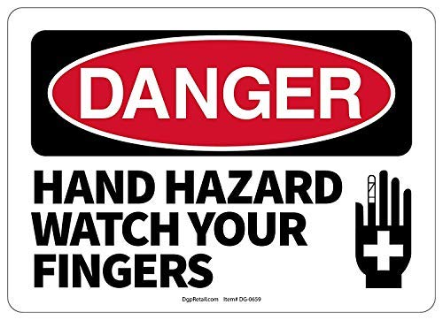 Queen54ferna Hand Hazard Watch Your Fingers