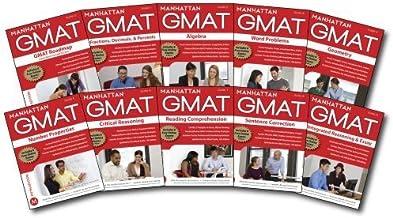 GMAT, Manhattan's Manhattan GMAT Complete Strategy Guide Set, 5th Edition (Manhattan GMAT Strategy Guides) Paperback