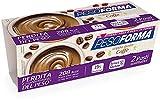 pesoforma coppa gusto caffè, pasto sostitutivo per perdita e mantenimento peso, x2- 458 g