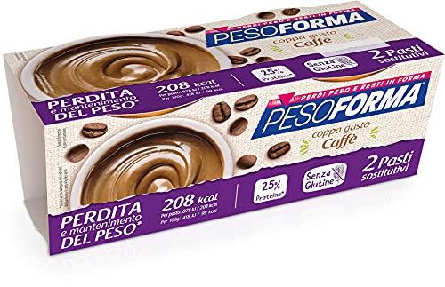 Pesoforma Coppa Caffè X2, 458 g