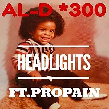 Headlights (feat. Propain)
