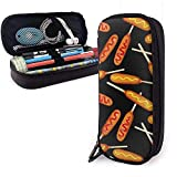 HFHY Pencil Case Wurstsauce Big Capacity Pen Bag Große Lagerung